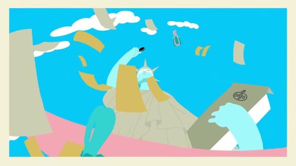 Oreo Golden Ticket Tracing for animation Animal Studio