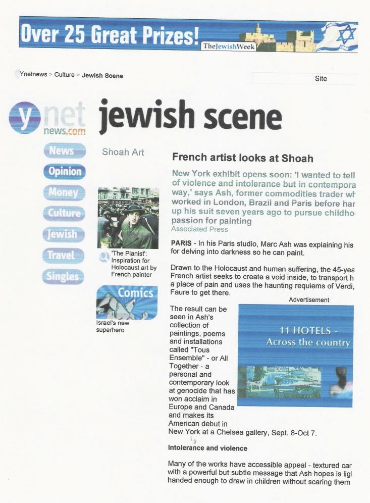 Jewish Scene