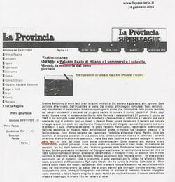 La provincia II