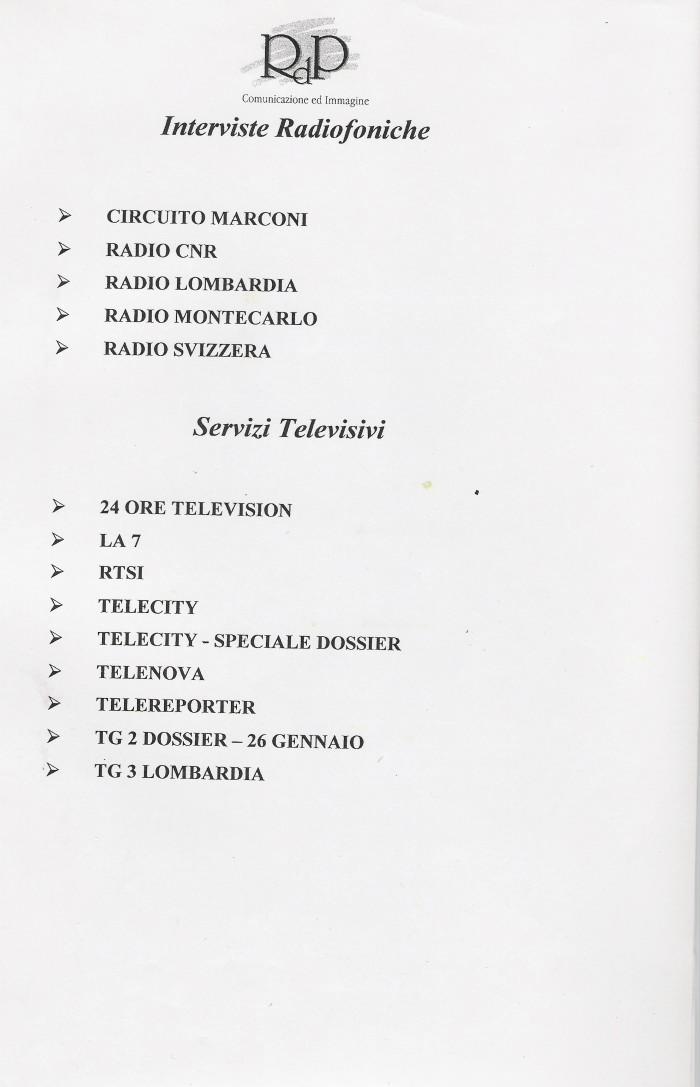 Radio & Télévision
