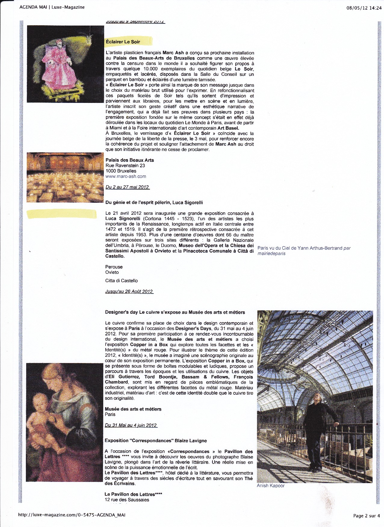 Luxe Magazine