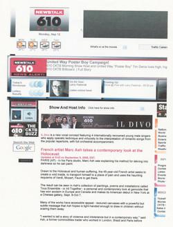News talk 610 NY