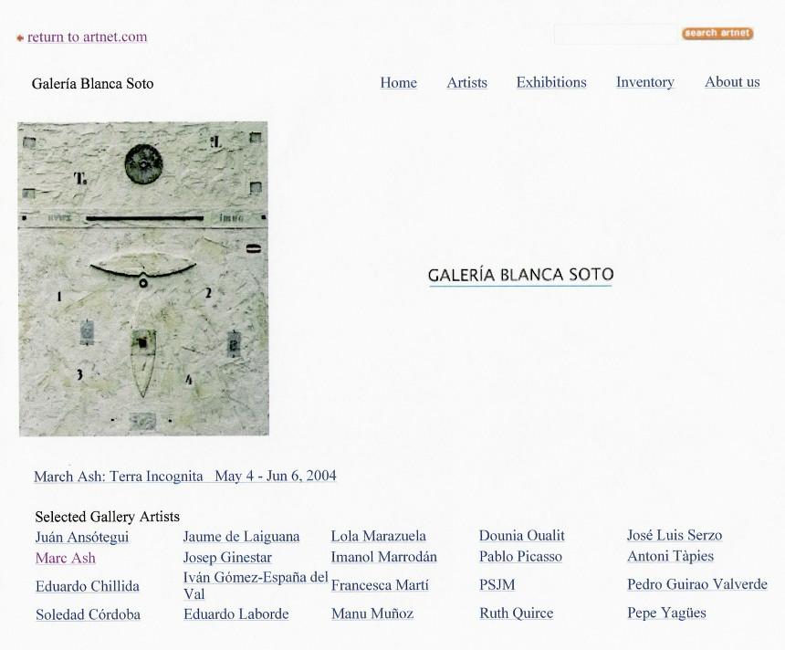Galeria Blanca Soto