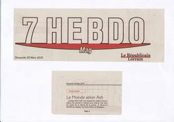 Hebdo Mag  R P