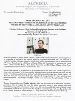 Presse release I