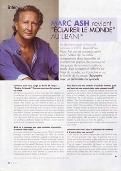 F Magazine  Avril 2010
