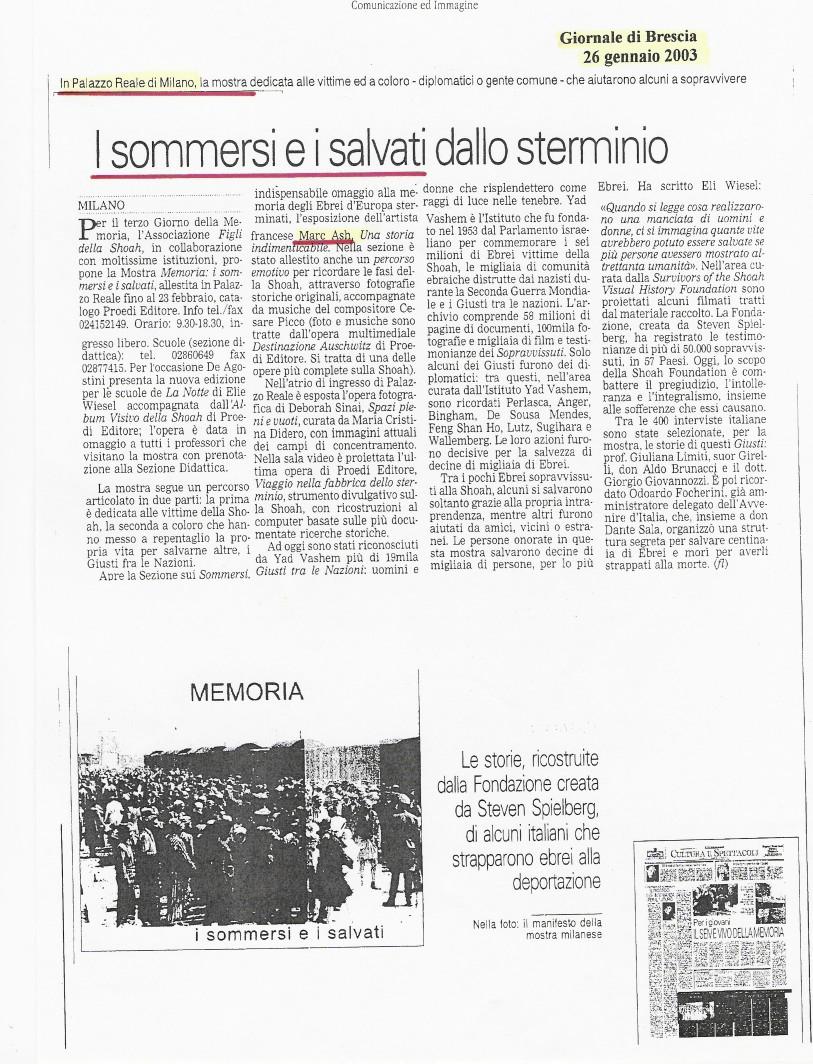 Giornale di Brescia II