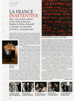Figaro Magazine 22 octobre 2005 II