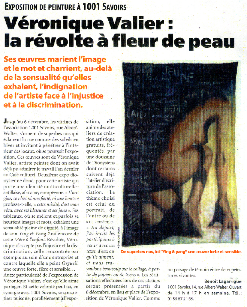 Journal de St Denis 2002