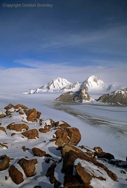 Mt Dietz, Scott Glacier