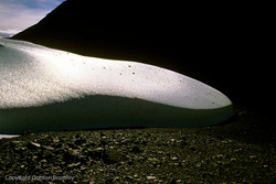 LaGorce Mountains, Scott Glacier