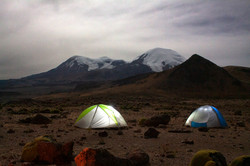 dry season camp below Coropuna