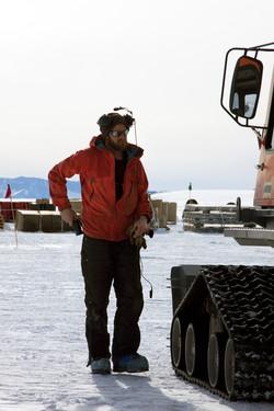 Dean, Shackleton Camp