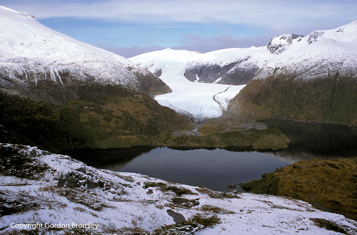 Isla Cloue, Patagonia