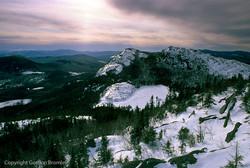 Tumbledown Mountain, Maine