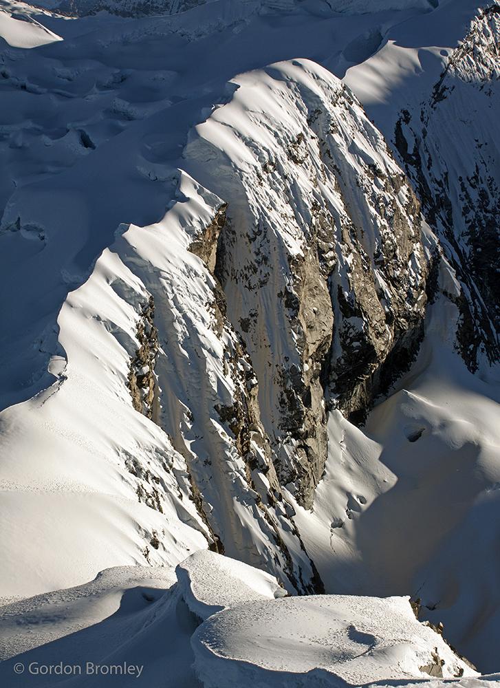 Ocshapalca ridgeline