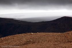 North Ice Cap in autumn