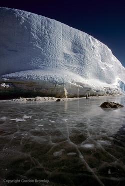 Grand Mummy Pond, Reedy Glacier