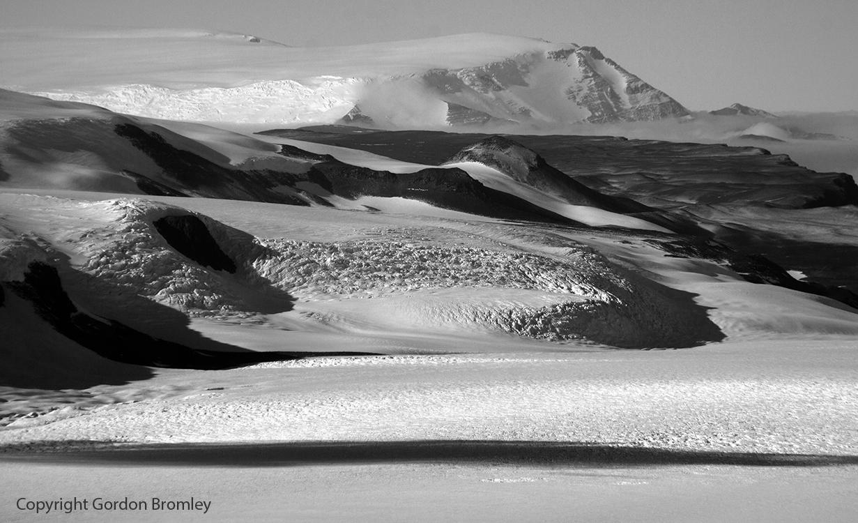 upper Shackleton Glacier