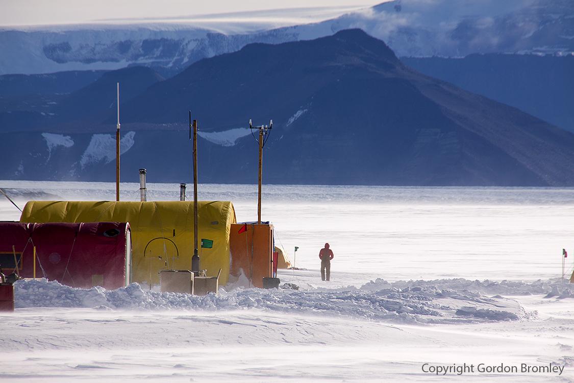 Shackleton Camp