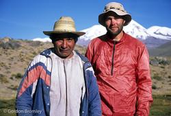 Srs. Zuniga and Rademaker, Pucuncho