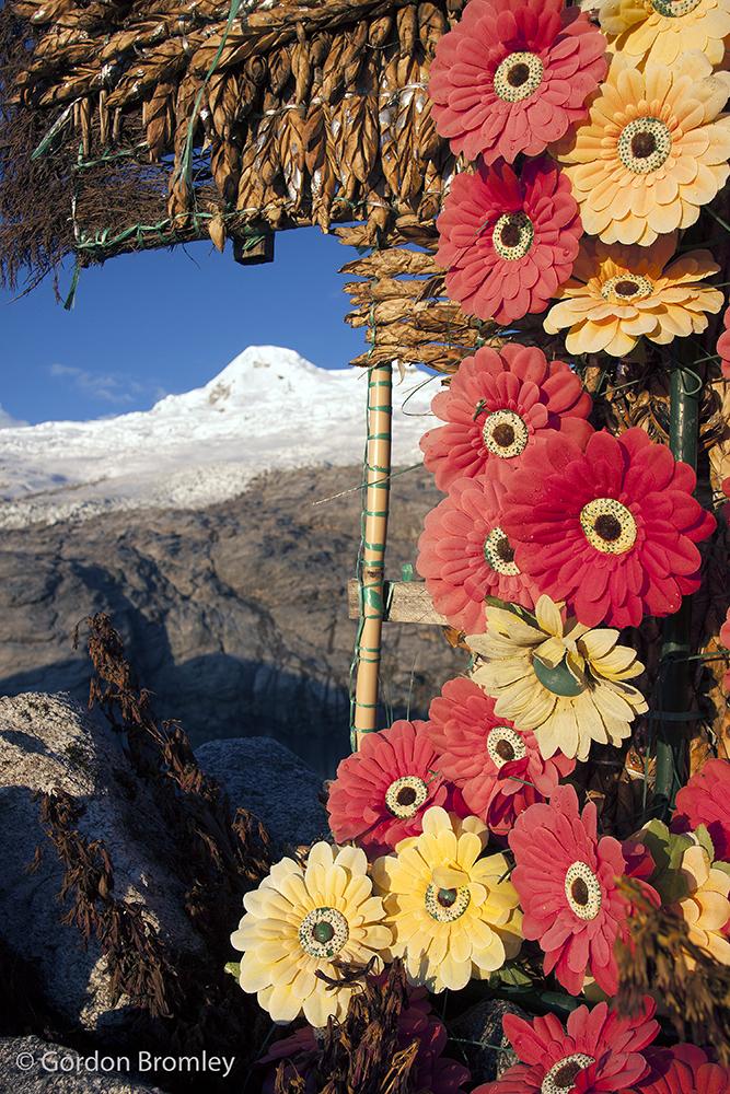 flores y Vallunaraju