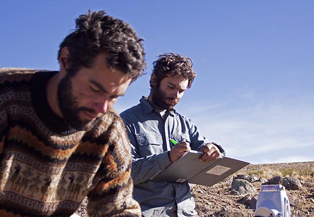 pseudo-scientists at Cuncaicha