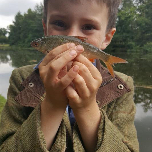Family Float Fishing Match Day - August