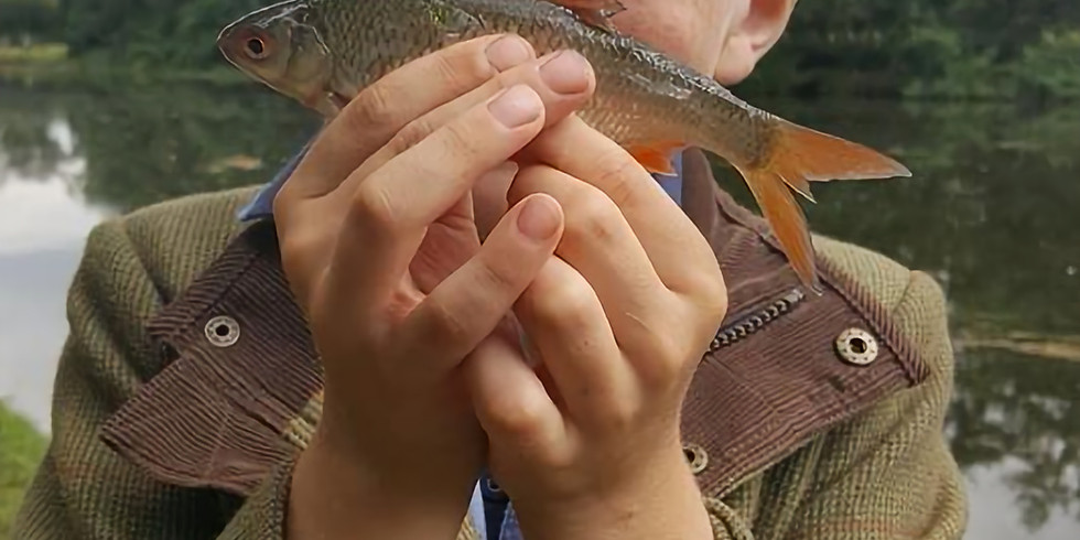 Family Float Fishing Match Day - August Bank Holiday Monday