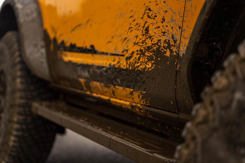 Ford Bronco Mud