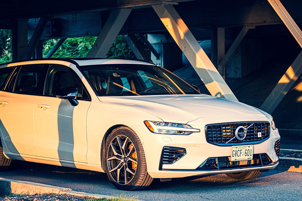 Volvo V60 T8 Polestar Engineered #volvo #volvov60