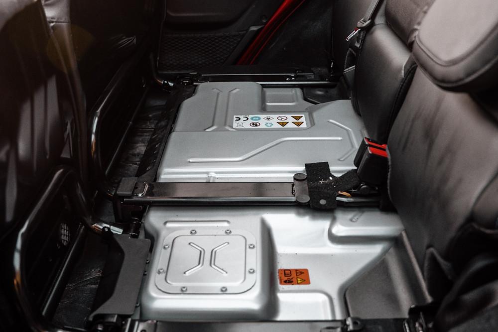 Batteries Jeep Wrangler 4xe