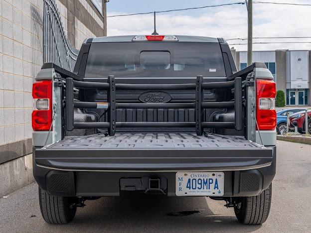 Ford Maverick bed