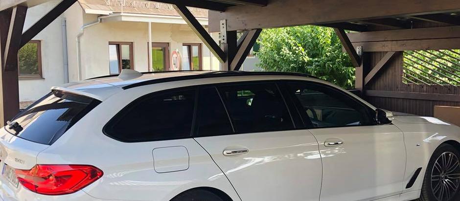 2018 BMW M540i Touring xDrive