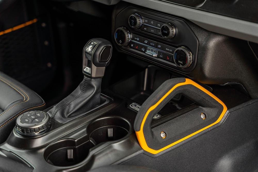 GOAT modes Ford Bronco