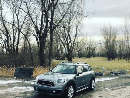 2018 Mini Cooper S Countryman All4
