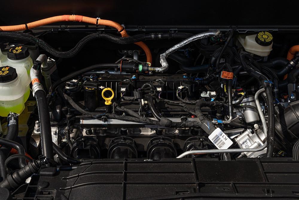 Ford Maverick 2.5L hybrid