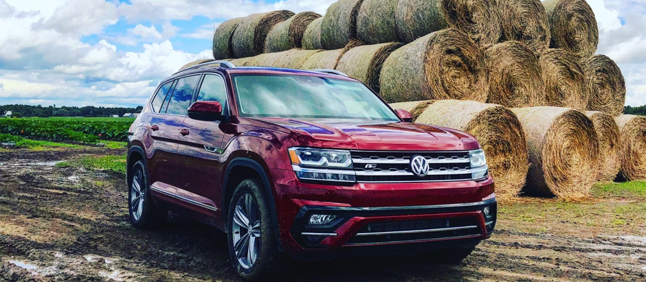2019 VW Atlas R-Line
