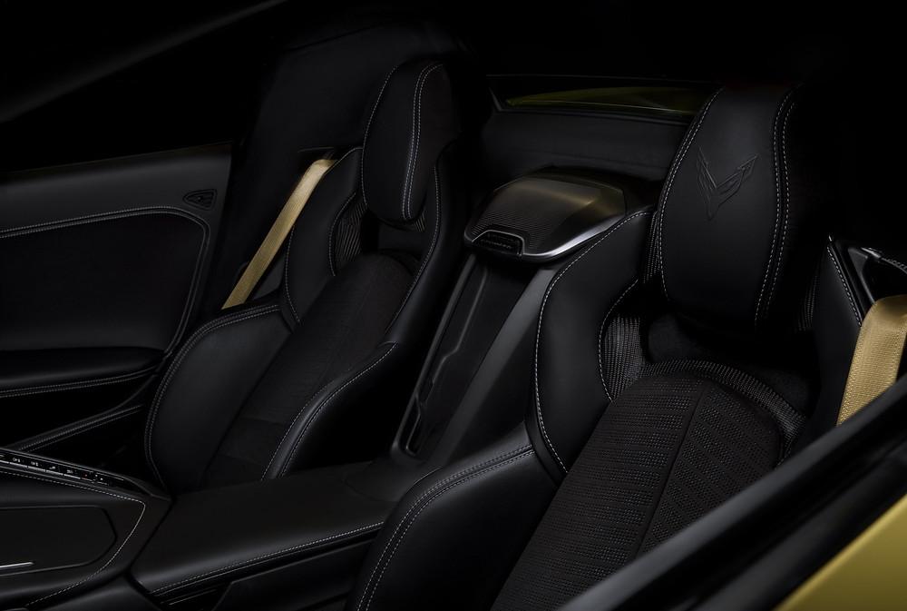 Corvette seats