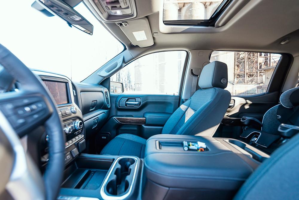 Interior GMC Sierra