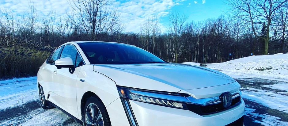 2019 Honda Clarity Touring