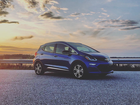 2019 Chevrolet Bolt Premier (Français)