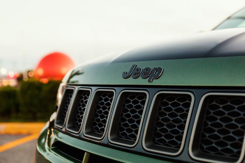 Jeep Trackhawk Orange Julep