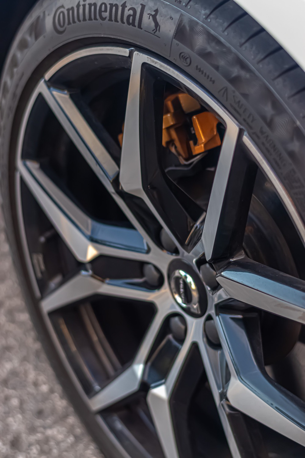 Volvo V60 Wheels