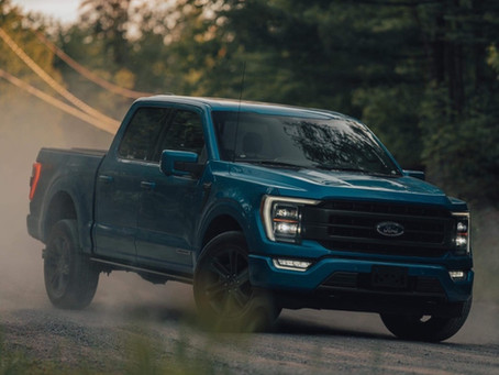 Ford F-150 PowerBoost