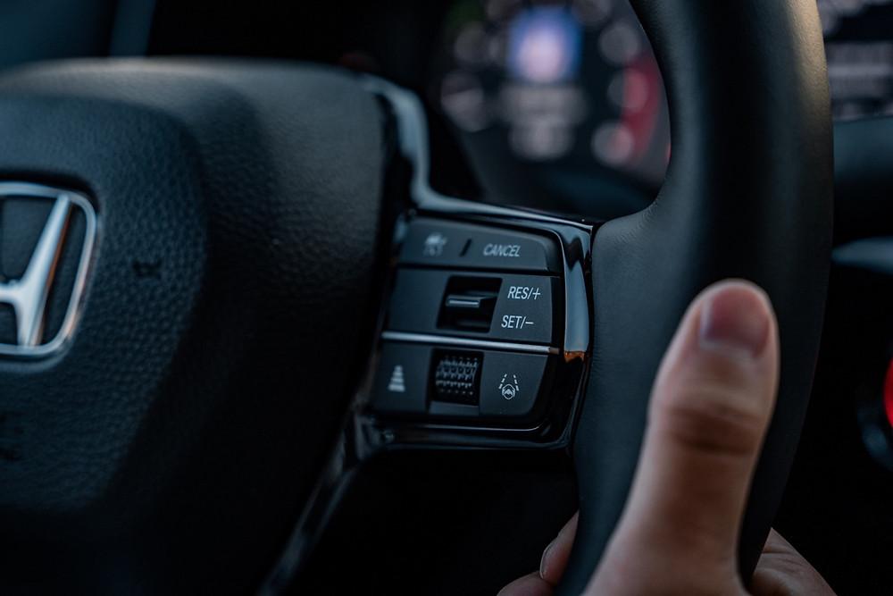 Honda Civic Steering wheel