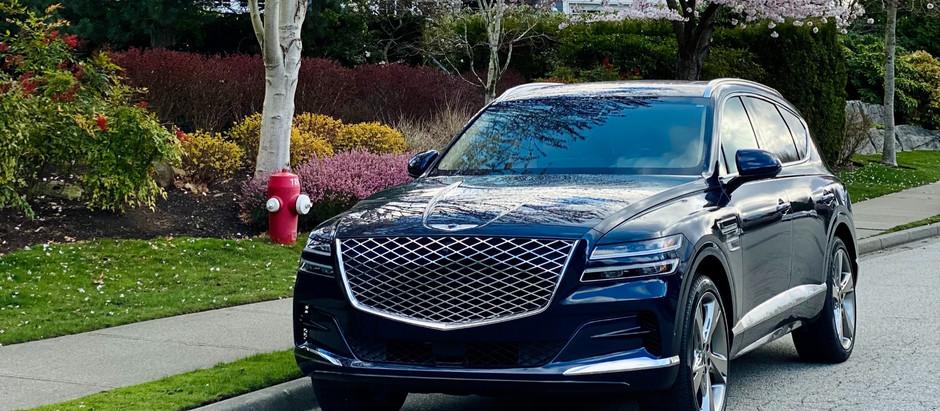 2021 Genesis GV80: The New Luxury Family SUV