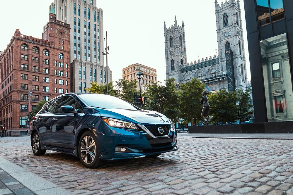 Nissan 2020 Leaf plus