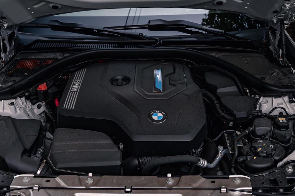 Engine BMW 330e