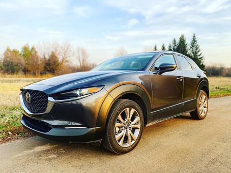 2021 Mazda CX-30 : Chic & Affordable